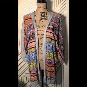 Sloane Rouge Boho Kimono